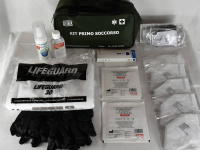 KIT EMERGENZA SANITARIA COVID-19 MEDIUM - VERDE