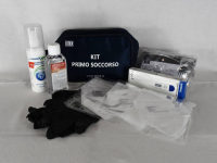 KIT EMERGENZA SANITARIA COVID-19 SMALL - BLU